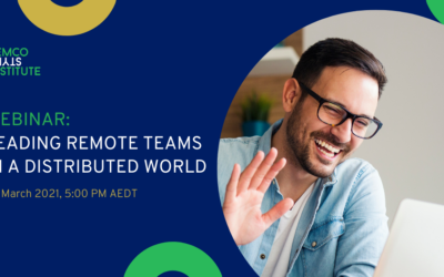 Leading Remote Teams in a Distributed World
